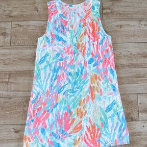 Lily Pulitzer colorful dress